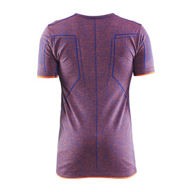 Craft Active Comfort Ondergoed bovenlijf Heren oranje/blauw